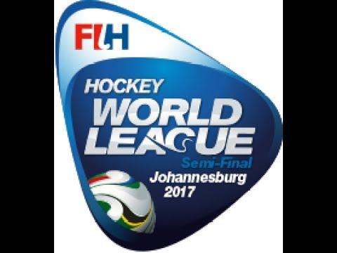 World League Semifinal 2017 Joburg