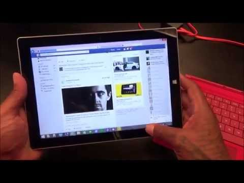 Microsoft Surface 3, Type Cove & Surface Pen Unboxing and Review