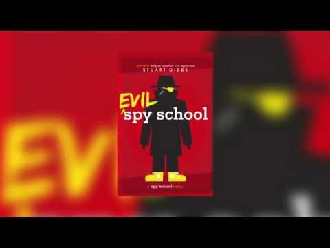 Stuart Gibbs on 'Evil Spy School'