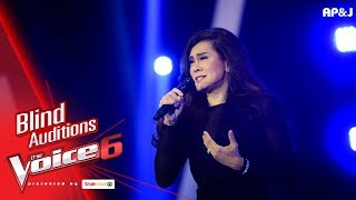 ต้อม - See you again - Blind Auditions - The Voice Thailand 6 - 26 Nov 2017