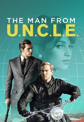 Image result for the man from uncle