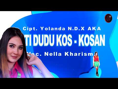 NELLA KHARISMA - ATI DUDU KOS KOSAN  [PROMO ALBUM SAKURA RECORD INDONESIA]