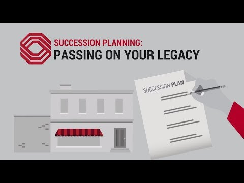 Why Succession Planning Can't Wait