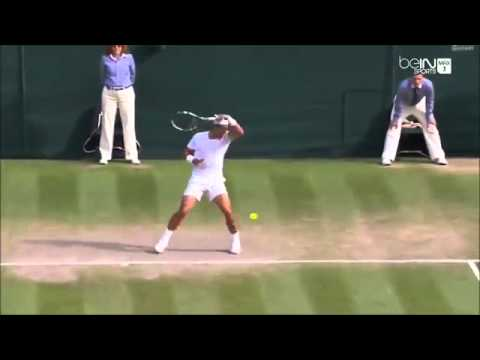 Nick Kyrgios  Vs Rafael Nadal  - point of the year