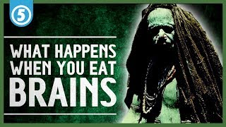 The Unbelievable Thing That Happens to YOUR Brain, if You Eat Human BRAINS...