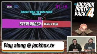 Thursday Blursday with Jackbox 5/10/18