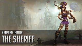 Badministrator - The Sheriff Redux (Caitlyn Tribute)