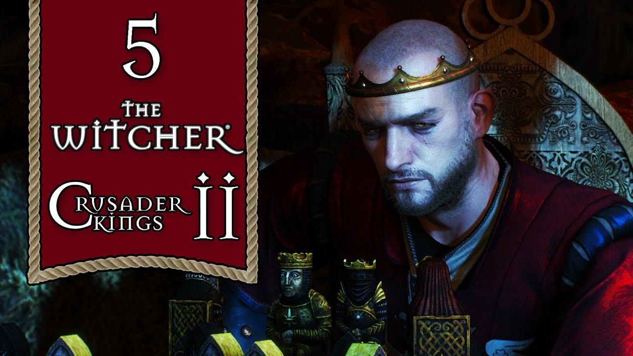 King Radovid of Redania - Witcher Kings [CK2 Mod] - 5