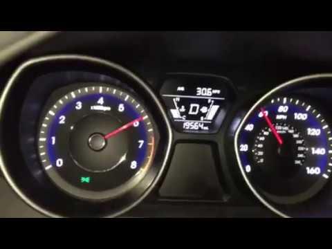 2015 Hyundai Elantra Se 0 60