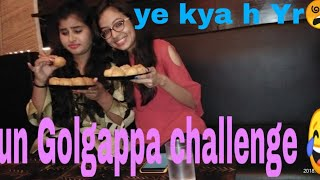 power of golgappa