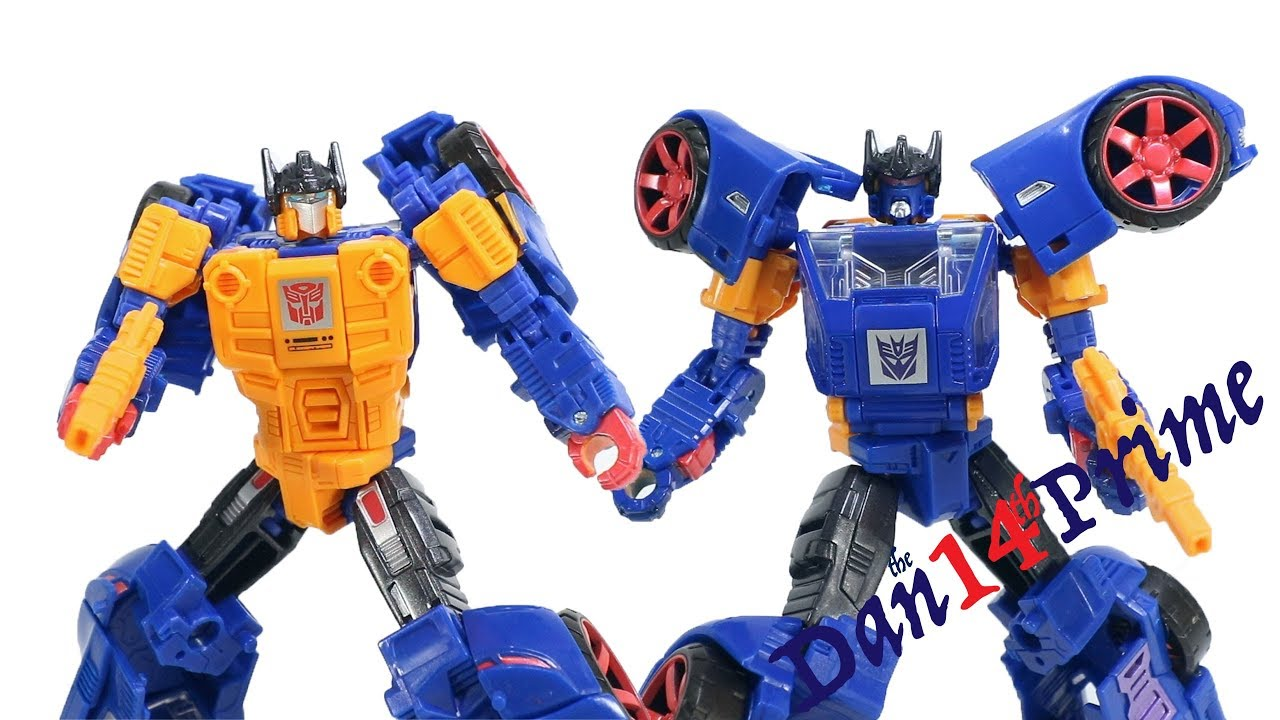 Punch Counterpunch Transformers Power Of The Primes Amazon Exclusive