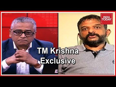 Exclusive : TM Krishna Speaks To Rajdeep On Cancellation Of His Concert In Delhi | Newsroom