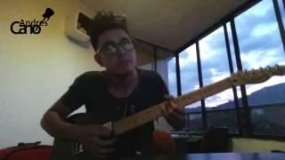 Vivo Para Amarte - Marcos Witt - Cover Guitar By Andrés Cano