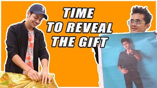 I SURPRISED ABHISHEK NIGAM WITH A HUGE MYSTERY BOX | BHAVESH ROXX