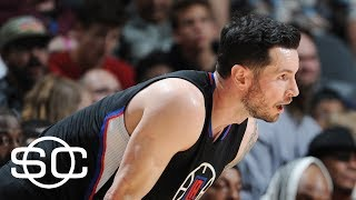 Jj redick's contract with 76ers is surprising | sportscenter | espn