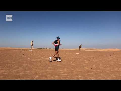 Al Marmoom Ultramarathon | THE WORLD'S LONGEST DESERT ULTRA-RUN