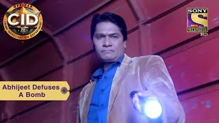 Your Favorite Character | Abhijeet Defuses A Human Bomb | CID