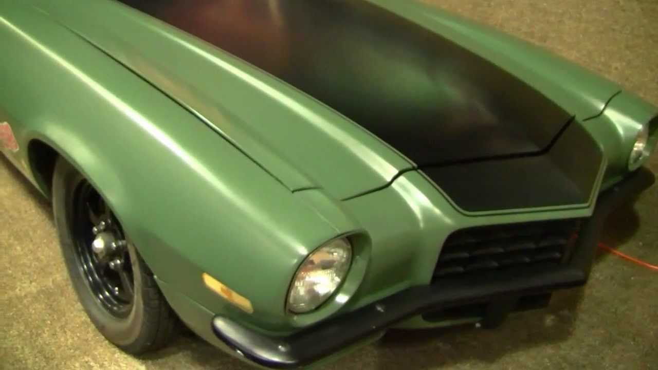 Fast And Furious F Bomb Green Car YouTube