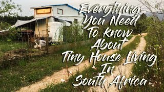 Tiny House Living In South Africa Everything You Need To Know About Building A Tinyhouse In Za