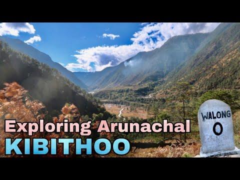 Exploring Kibithu Arunachal | The Eastern Most Point Of India | Tinsukia - Walong | Part 1 ||