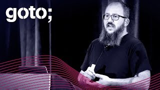 GOTO 2019 • Serverless is the Abstraction We Deserve • Jesse Butler