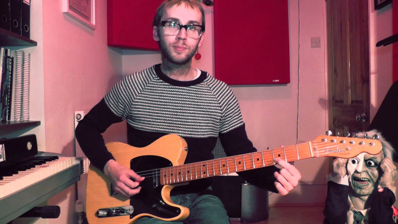 This Charming Man By The Smiths Guitar Lesson Youtube
