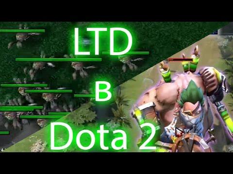 LTD в Dota 2 - необычный Legion TD