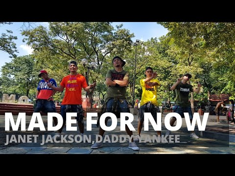 MADE FOR NOW By Janet Jackson,Daddy Yankee | Zumba | Pop | TML Crew Jay Laurente