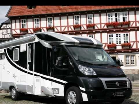 Black Edition - Luxus Wohnmobil Uwe Gante Reisemobile