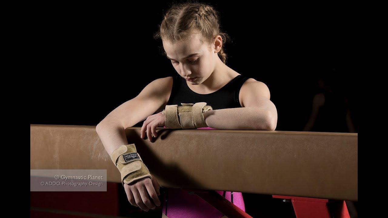Tiger Paws Gymnastics Wrist Support Wraps
