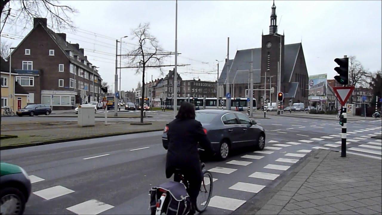 Ret trams kruising randweg breeplein breeweg beukenlaan for Zaalverhuur rotterdam zuid
