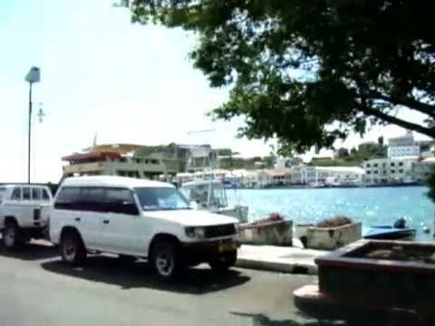 Grenada-Drive Through St George's