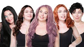 I Try Amazon Wigs