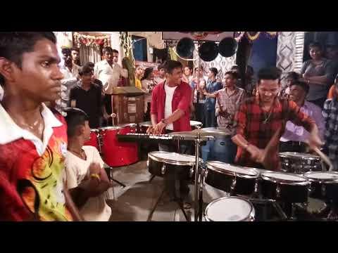 Sai beats musical group Ramnagar thane 8097452070 Haldi show sathenagar wagle estate