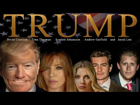 Trump movie official trailer 2017 A movie based on Donald Trump