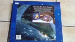 Star Trek The Movie Voyages Collectors Edition on Laserdisc