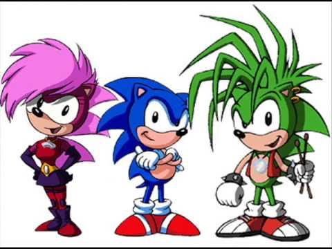 Sonic Underground - Watch Episodes on Netflix, Prime Video ...  Sonic Underground