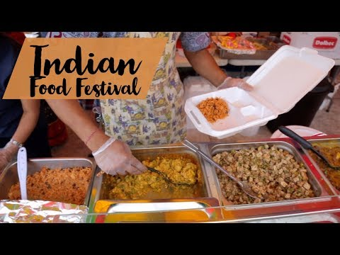 Montreal Food Festival | Indian Festival In Montreal Vlog