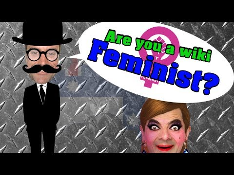 How to be a Wiki Feminist - Professor Matty teaches you about Feminism n stuff.