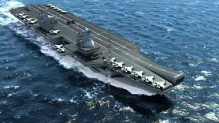Future Aircraft Carriers For The Royal Navy