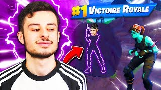 JE DEVIENS INVISIBLE GRÂCE À CE GLITCH SECRET POUR LE TOP 1 SUR FORTNITE BATTLE ROYALE !! 😱