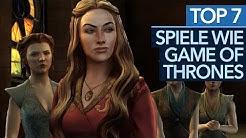 7 Spiele für Game of Thrones-Fans - Spielen wie in Westeros