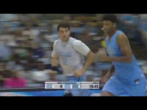 UNC Men's Basketball: Late Night With Roy Scrimmage Highlights