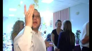 Свадебное видео в Саратове. Чумовой танец на свадьбе