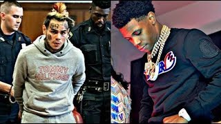 A Boogie Supporting 6IX9INE Even If He A SNITCH,Talk Being Hottest Rapper In Ny..DA PRODUCT DVD