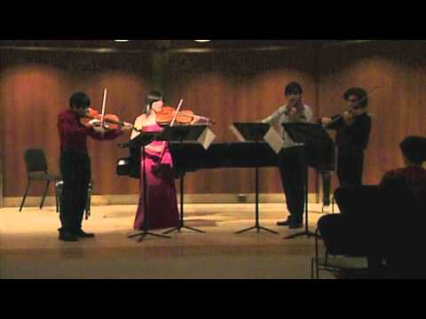 York Bowen: Fantasia for Four Violas