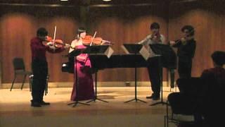 York Bowen: Fantasia for Four Violas