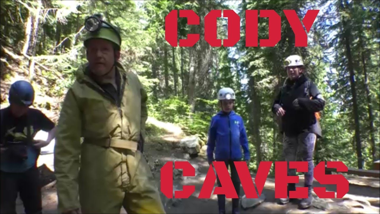 #215 Cody Caves And An Awesome Sink Hole!