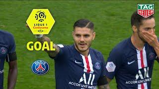 Goal Mauro ICARDI (37') / Paris Saint-Germain - Angers SCO (4-0) (PARIS-SCO) / 2019-20