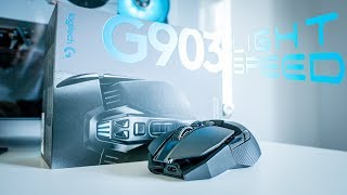 logitech G903 Lightspeed - Is it worth buying over the G502?